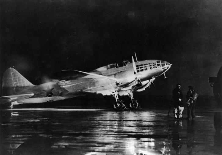 Фото №2 - Будни дальнобойщика: Ил-4, который первым бомбил Берлин