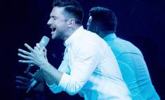 Лазарев и Киркоров поразили своим номером зрителей «Евровидения»