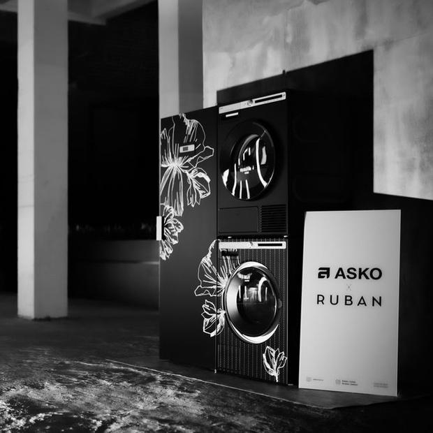 Фото №1 - Большая стирка: коллаборация ASKO x RUBAN