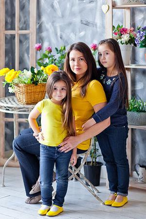 Фото №2 - Как провести первоклассную семейную фотосессию
