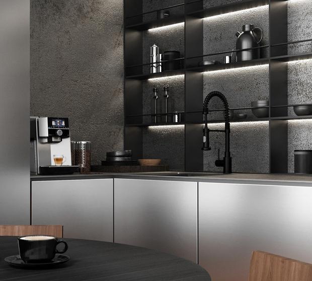 Фото №8 - Личный бариста: инновационные возможности новой кофемашины Siemens