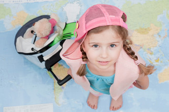 Фото №1 - Едем с ребенком за границу