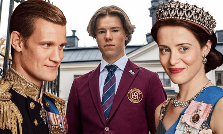 Фото №1 - Тест: В каком «королевском» сериале ты могла бы сняться? 👑