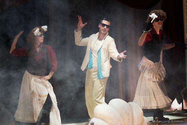Фото №34 - Играя, сердце разбивают: двенадцать омских актеров-красавцев. Голосуем!