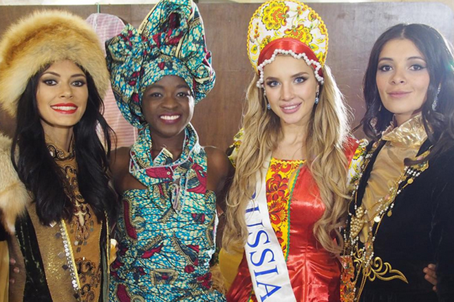 Фото №2 - «Мисс бикини – 2015»: красавицы объявили россиянке бойкот