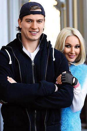 Лера и Игорь Макаров: сладкая парочка