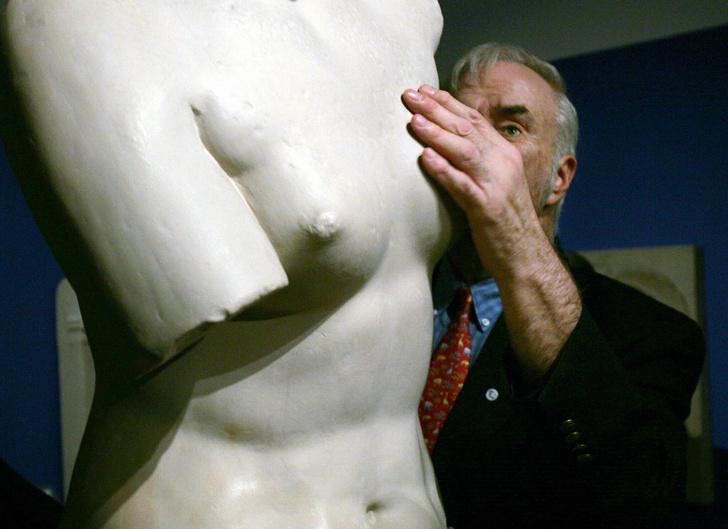 Фото №5 - Эволюция женской груди: от палеолитической Венеры до наших дней