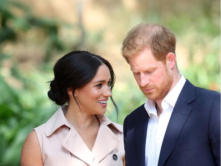 Фото №5 - Меган «обокрала» Беатрис, а Гарри «в брачной ловушке»: 5 новых (и очень странных) слухов о Виндзорах