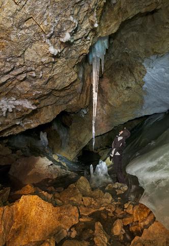 Фото №6 - Отпуск экстремала и спелеолога: самые таинственные и привлекательные для туризма пещеры Забайкалья