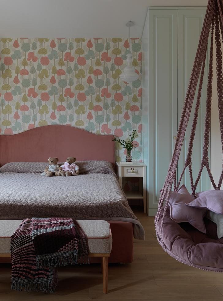 Фото №8 - Загородный дом в пастельных оттенках