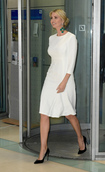 Фото №1 - Как одеваются дочери президентов: от сестер Алиевых до Айшат Кадыровой