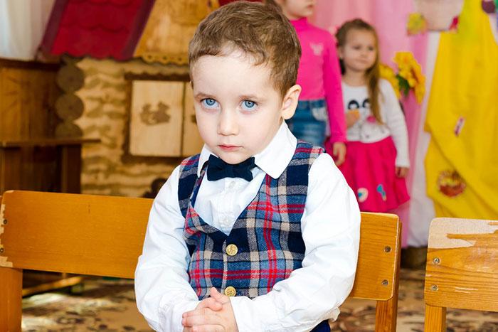 Фото №2 - Новогодний утренник в детском саду