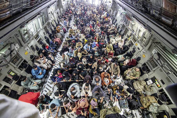 Фото №11 - Что не так с попытками наладить мир в Афганистане и страной в целом