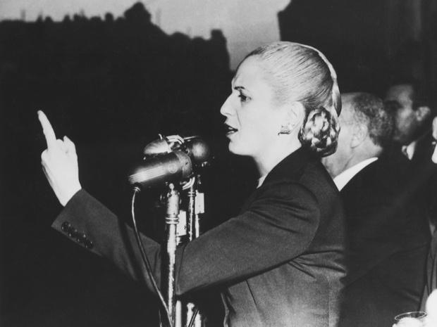 Фото №4 - Эва Перон: как провинциалка стала первой леди и королевой сердец Аргентины