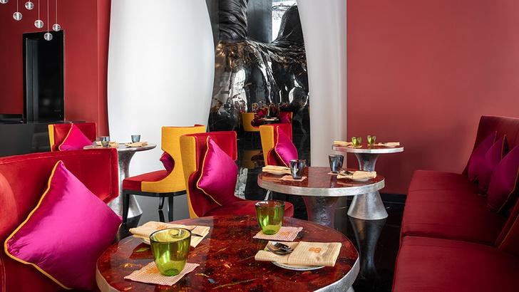 Фото №5 - Banyan Tree Doha: новый отель в Дохе по дизайну Жака Гарсии