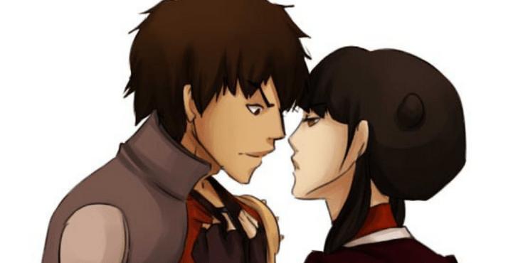 Фото №8 - Топ фанатских пар в «Аватаре: Легенде об Аанге», которым не суждено сбыться 💔