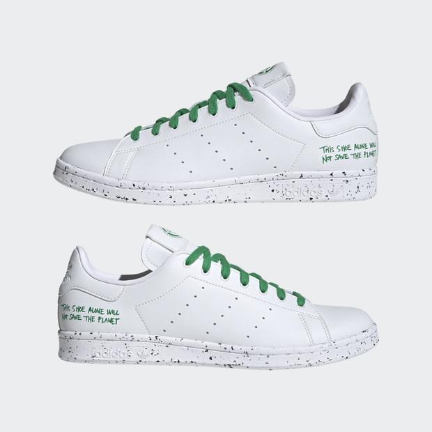Фото №2 - Кроссовки недели: экологичные adidas Clean Classics