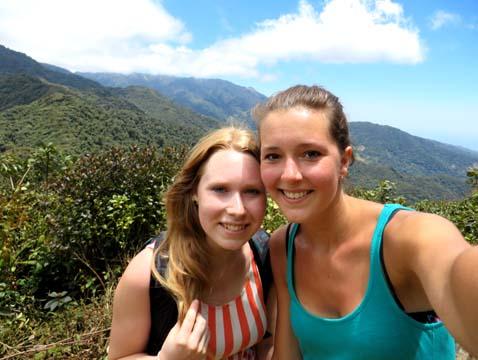 Фото №4 - Пропавшие в джунглях:  леденящая история гибели двух голландских девушек в Панаме