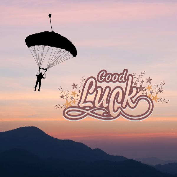 Фото №1 - Гадаем на парашютах: в какой день недели тебе всегда везет? 🪂