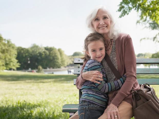 Ребенок любит бабушку больше чем родителей