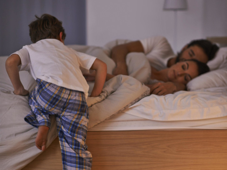Фото №1 - Почему ребенок плохо спит по ночам: 6 неочевидных причин