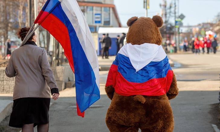 Фото №1 - Объявлен топ-20 самых патриотичных городов России