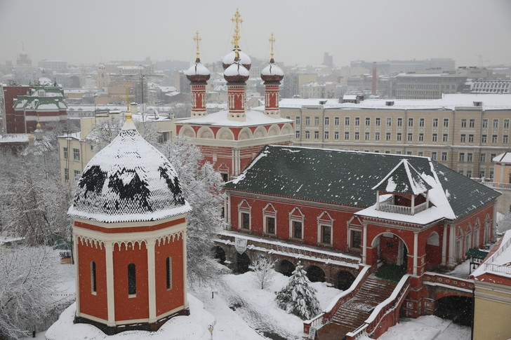 Фото №9 - Архитектурные прогулки: Цветной бульвар, Пушкинская, Петровка