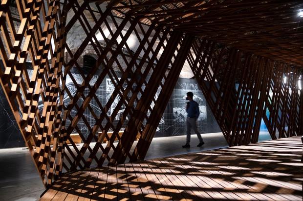 Фото №3 - Архитектурная биеннале в Венеции: как архитектура спасает мир