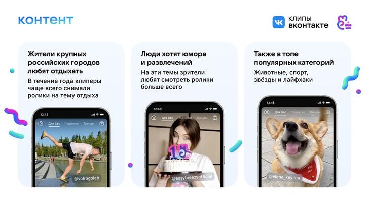 Фото №3 - Клипы «ВКонтакте» отмечают первый день рождения 🎉