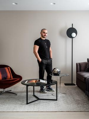 Фото №3 - Лаконичная квартира с черными акцентами