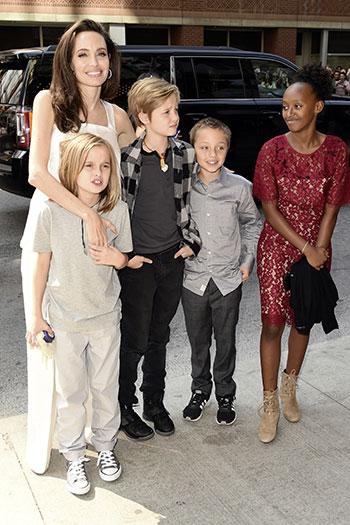Фото №3 - Дети голливудских звезд: самые юные иконы стиля
