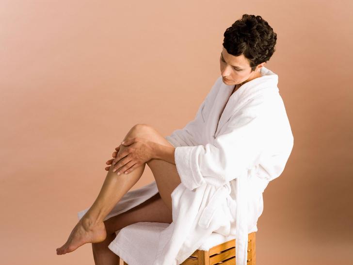 Фото №1 - Лимфодренажный массаж и другие меры против возраста тела