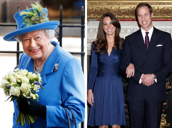Фото №1 - Главный критерий выбора жены для принца Уильяма (по мнению Королевы)