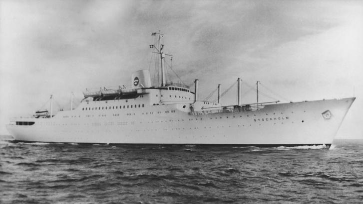 Фото №2 - «Титаник» здорового человека: история гибели лайнера почти со счастливым концом