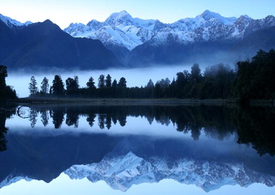 Фото №7 - 10 самых красивых озер в мире