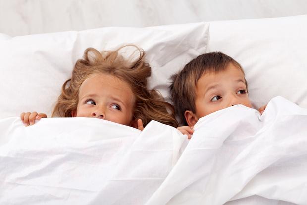 Фото №1 - Страхи родителей могут передаваться детям