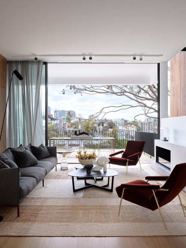 Фото №1 - Дом с видом на залив в Сиднее