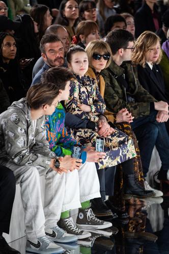 Фото №7 - Модные с пеленок: как звезды одевают своих детей