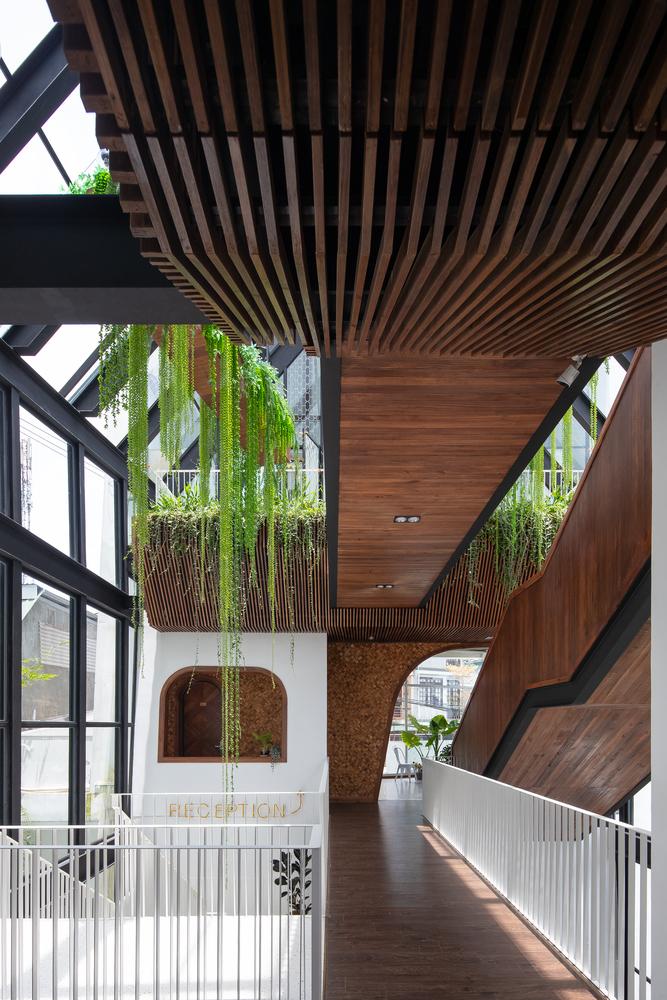 Фото №4 - Отель с перфорированными фасадами во Вьетнаме