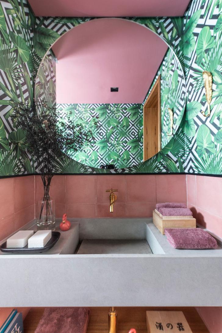 Фото №10 - Эклектичный дуплекс с садом в Сан-Паулу