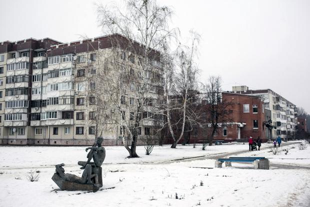 Фото №2 - Романтическое путешествие в Чернобыль: опыт американской пары
