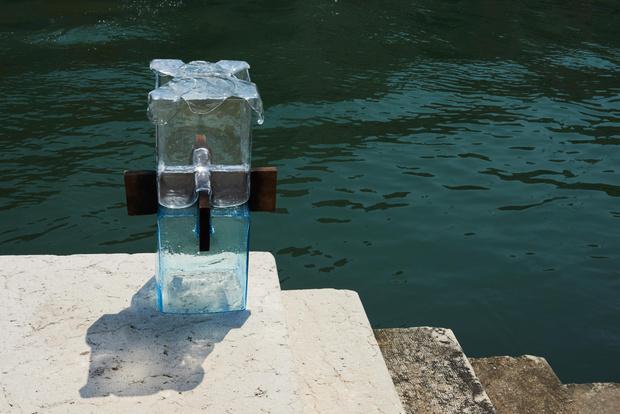 Фото №9 - Venezia: вазы и объекты из коллаборации Drozhdini и Wave Murano Glass