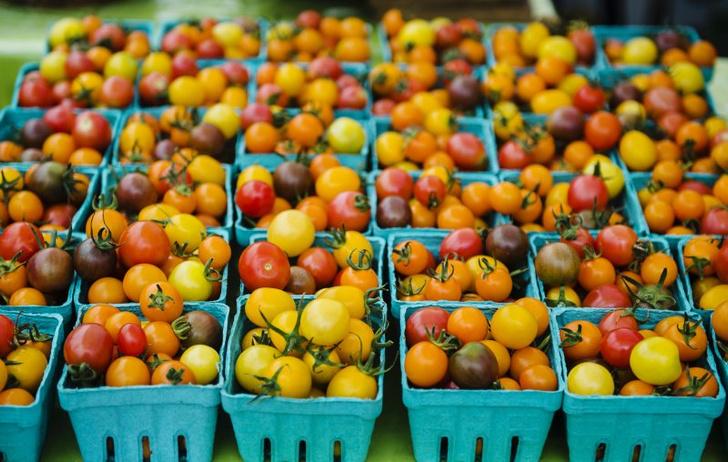 Фото №2 - Мини-овощи на праздничном столе