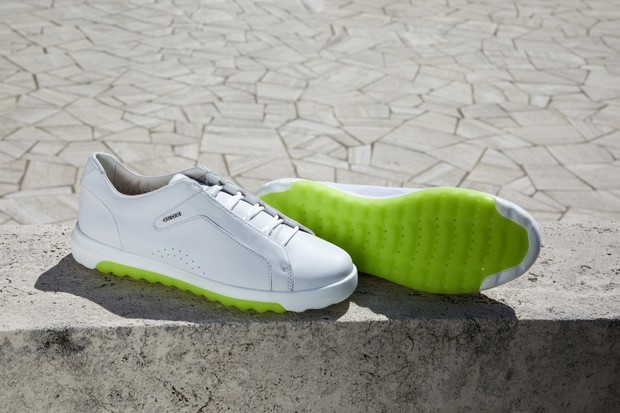 Фото №4 - Geox представил кроссовки, которые помогут выпустить пар