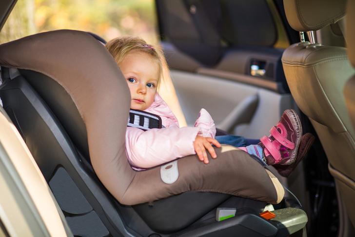 Фото №1 - На детских автокреслах накапливается много опасных бактерий