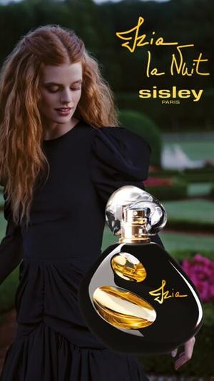 Фото №4 - Аромат дня: Izia La Nuit от Sisley