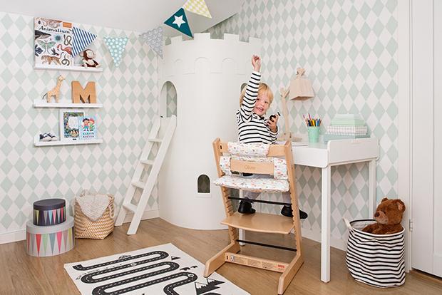 Фото №8 - Как помочь ребенку чувствовать себя в доме комфортнее?