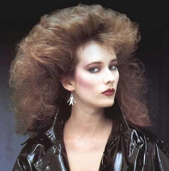 Фото №13 - Взрыв из прошлого: если в моду вернутся прически из 80-х…