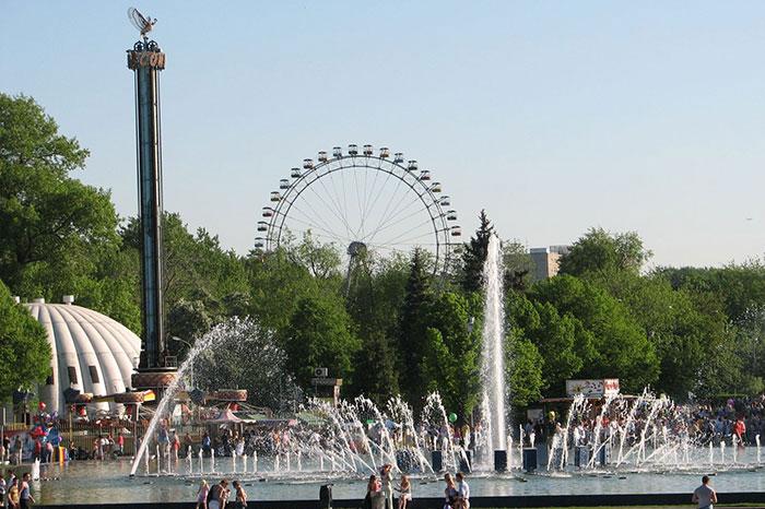 Фото №7 - 13 лучших парков Москвы для семейного отдыха