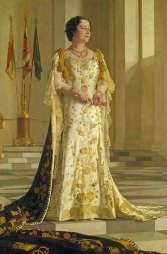 Фото №6 - Любимая портниха королевы Марии и герцогини Йоркской: как Элизабет Хэндли-Сеймур изменила моду